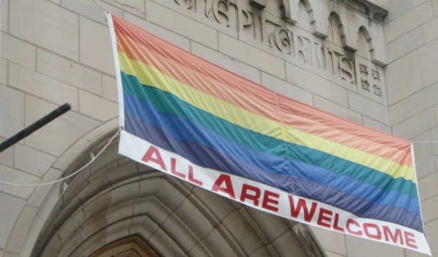 Queer Church Welcome